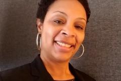 April Case, Treasurer